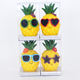 Promotional items paraffin custom pineapple shaped candle