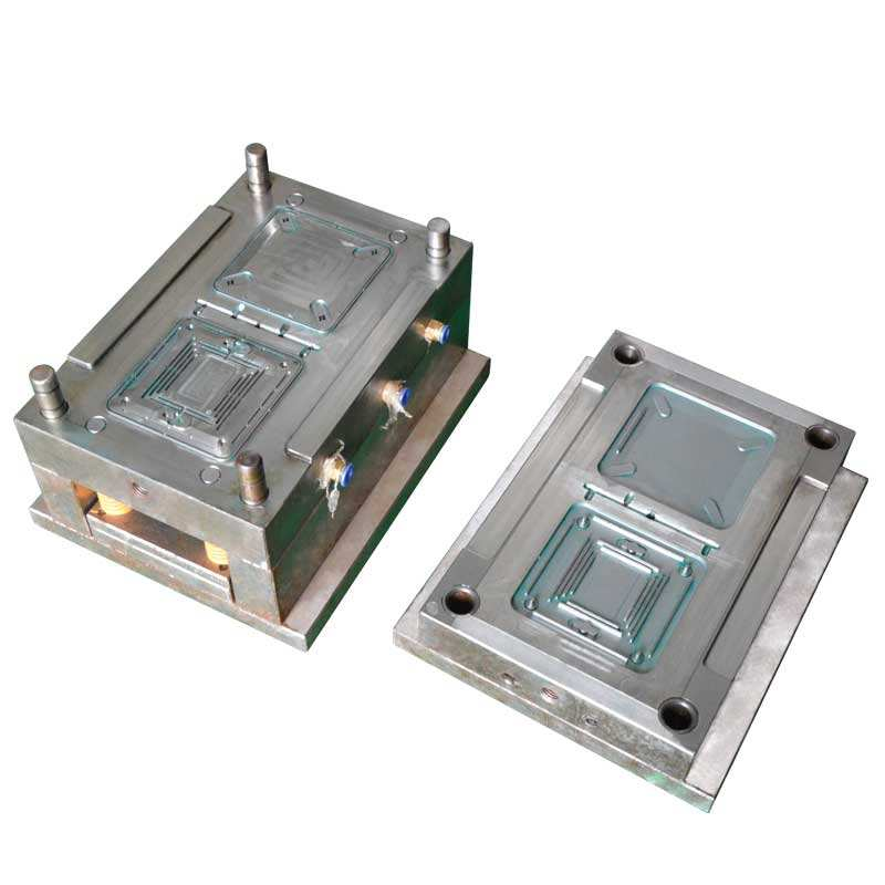SZOMK plastic abs/aluminum injection molding parts mould maker fast delivery fast installation