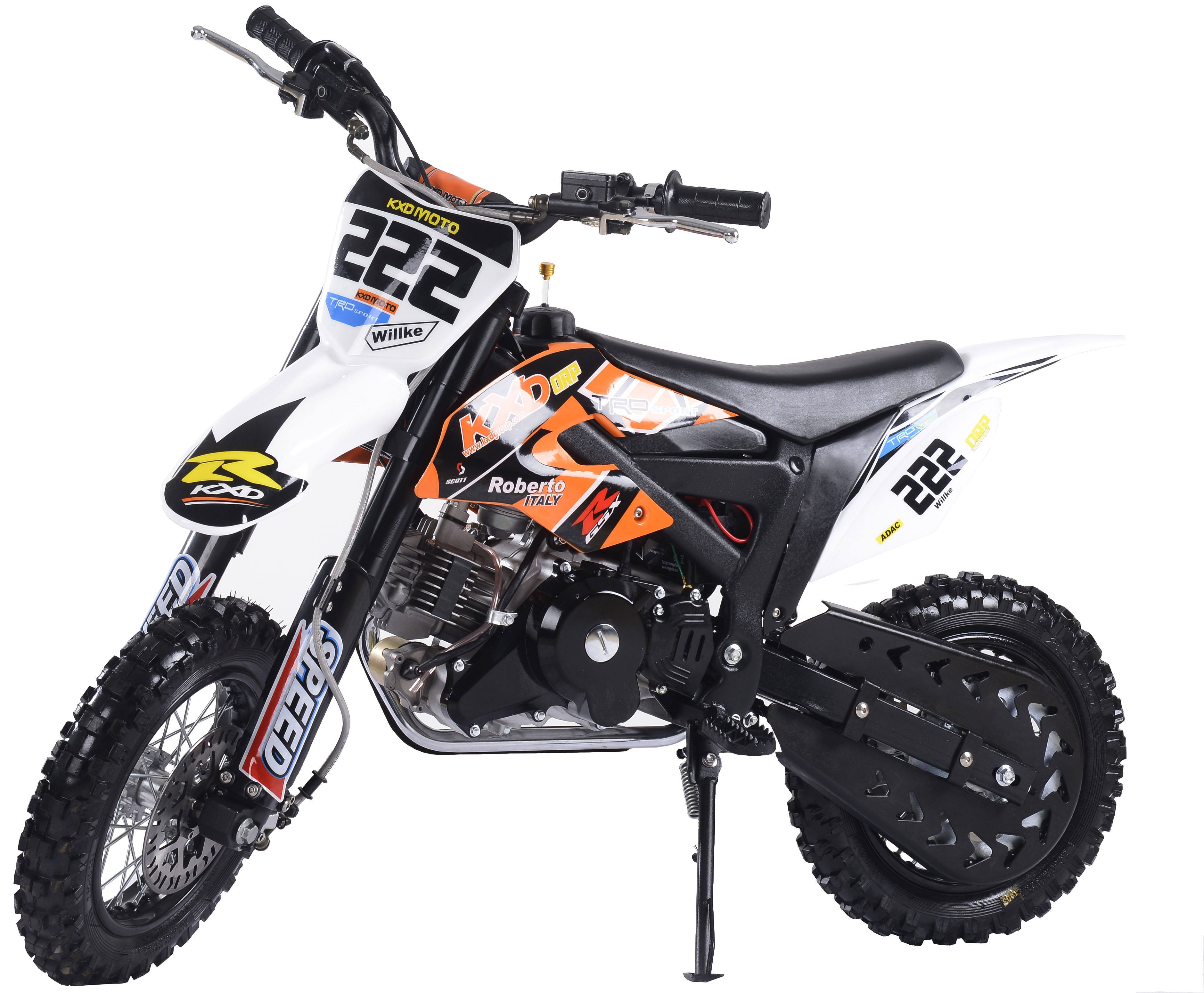 4-Stroke Off-Road 50cc Engine Mini Pit Bike Dirt BikeためKids