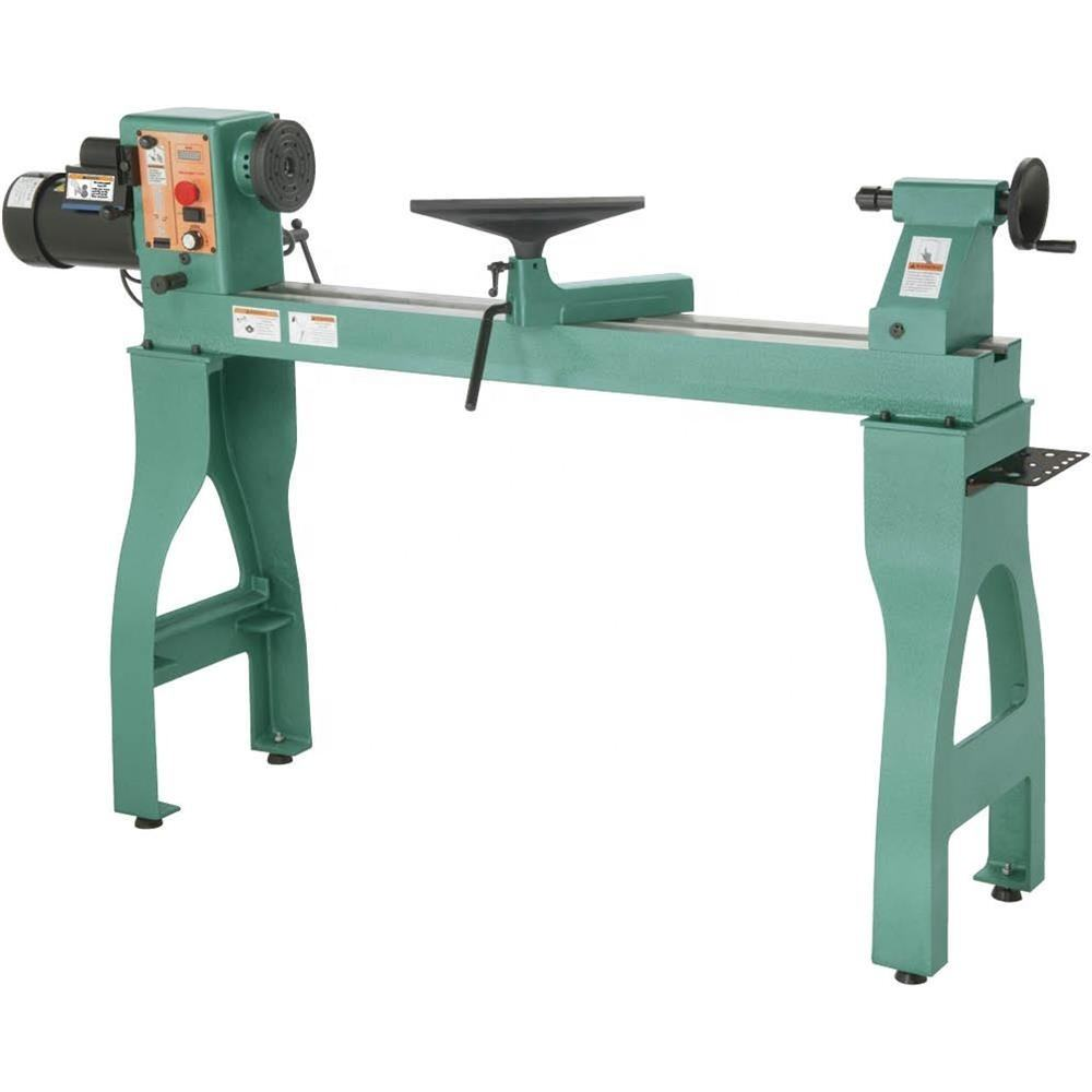 "WL1642 - 16""x42"" Heavy Duty Automatic Wood Lathe Machine For Wood Turning(Woodworking Machinery)"