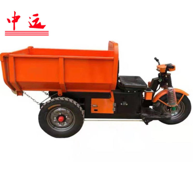 Portable 3 wheel Electric tricycle cargo tricycle