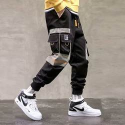 2020 Hot Sale Model Harem Jogger Pants Mens Drawstring Cotto