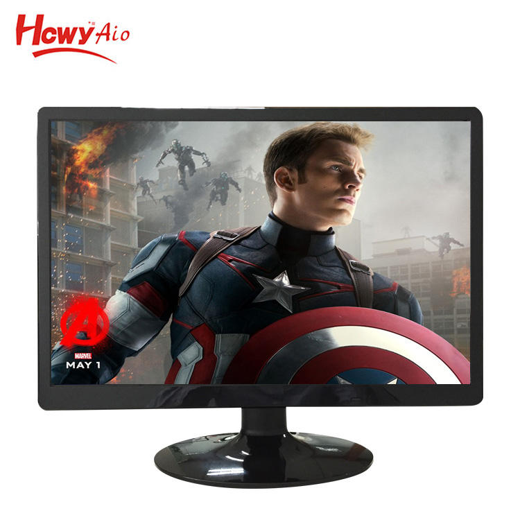 "1Years Guarantee 19AW Used LCD Gaming Monitor 19inch Indoor PC VGA Display 19"" Monitor In Stock"