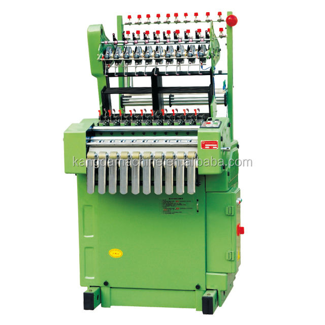 Brassiere making machine