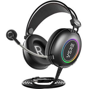 Eksa dengan Harga Murah Wireless PC Gaming Headset Headphone dengan MIC