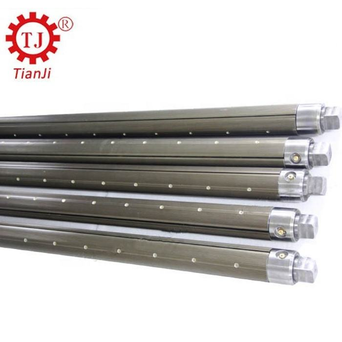 2019 Hot Sale Factory Direct Sell Inflatable Shaft, Pneumatic Expanding Air Shaft and Aluminum Spline Alloy Shaft