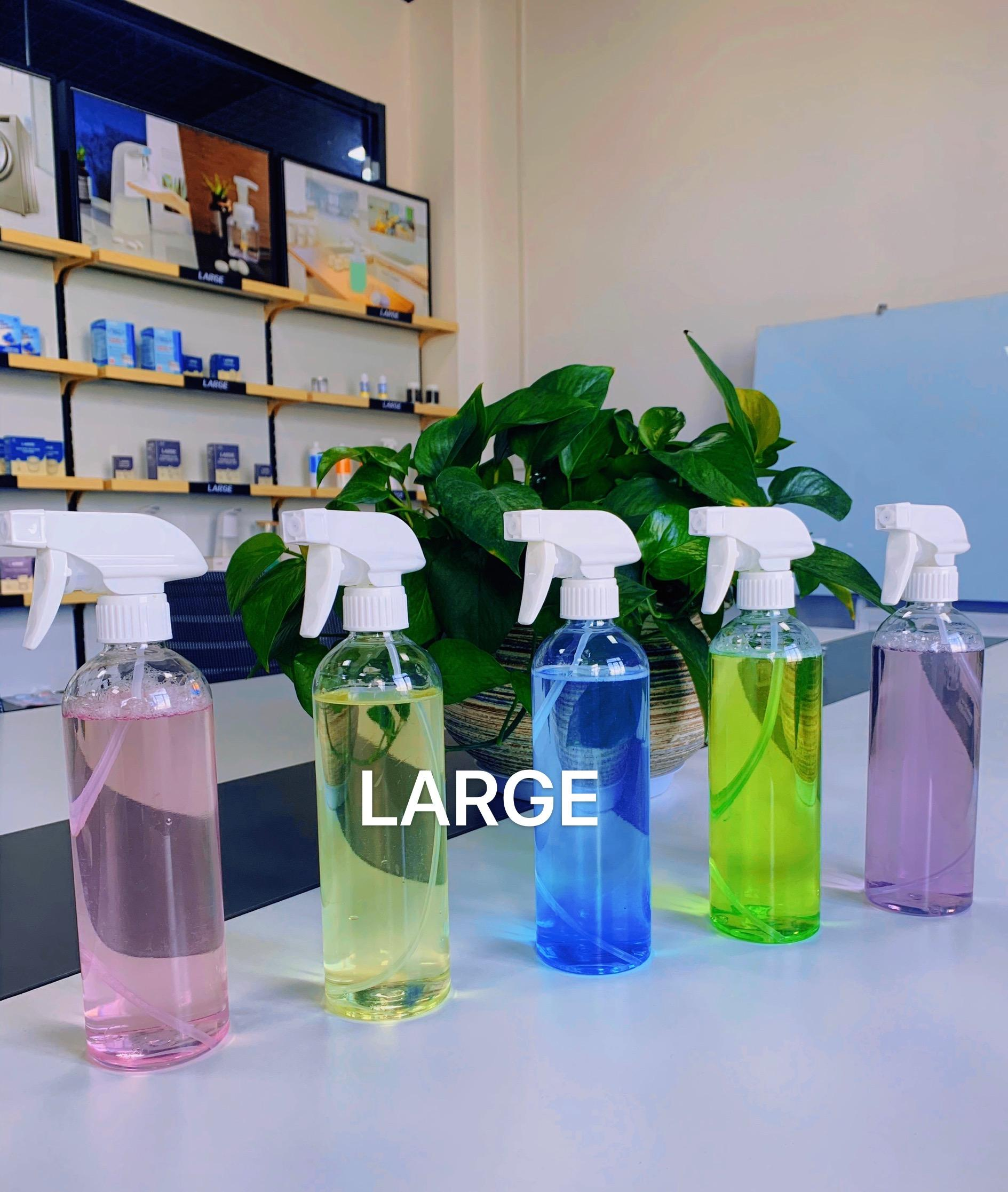 Strong manufacture of household cleaning detergent products such as Multi-purpose effervescent tablets kitchen cleaner