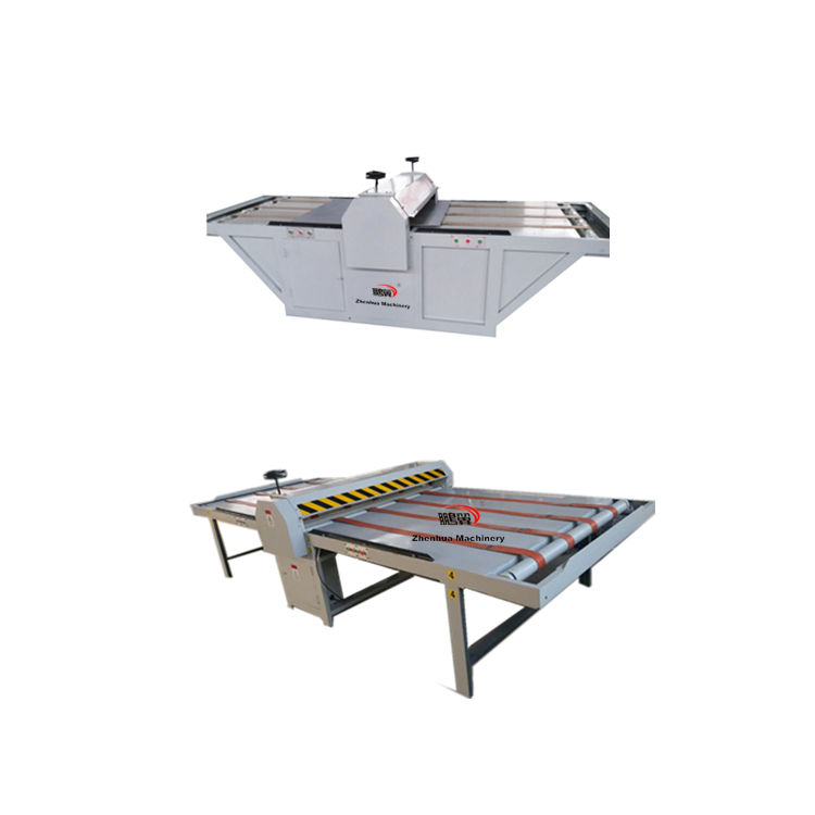 Creasing Machine and Flatbed Die Cutter Industrial Paper Cutting Machine