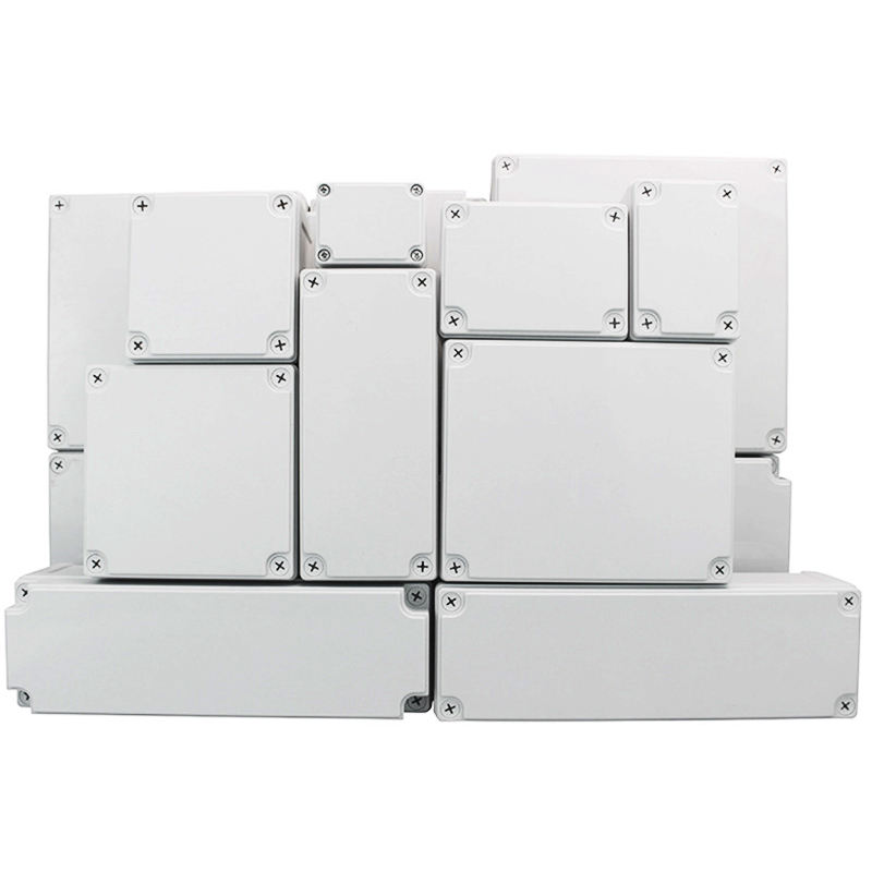 ZCEBOX pvc outdoor electrical plastic junction box