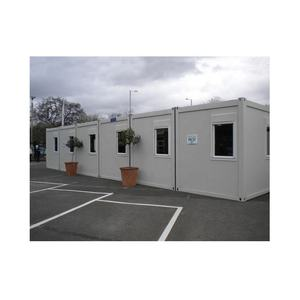 prefab houses modular flat pack home office classroom hospital reception hotel dorm container house tiny house