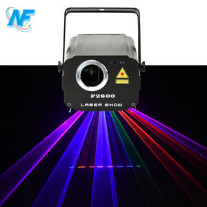 DJ disco nightclub stage lighting lazer rgb 1w animation laser light