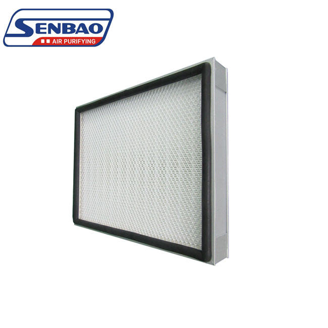AHU system HEPA filter for laminar flow cabinets