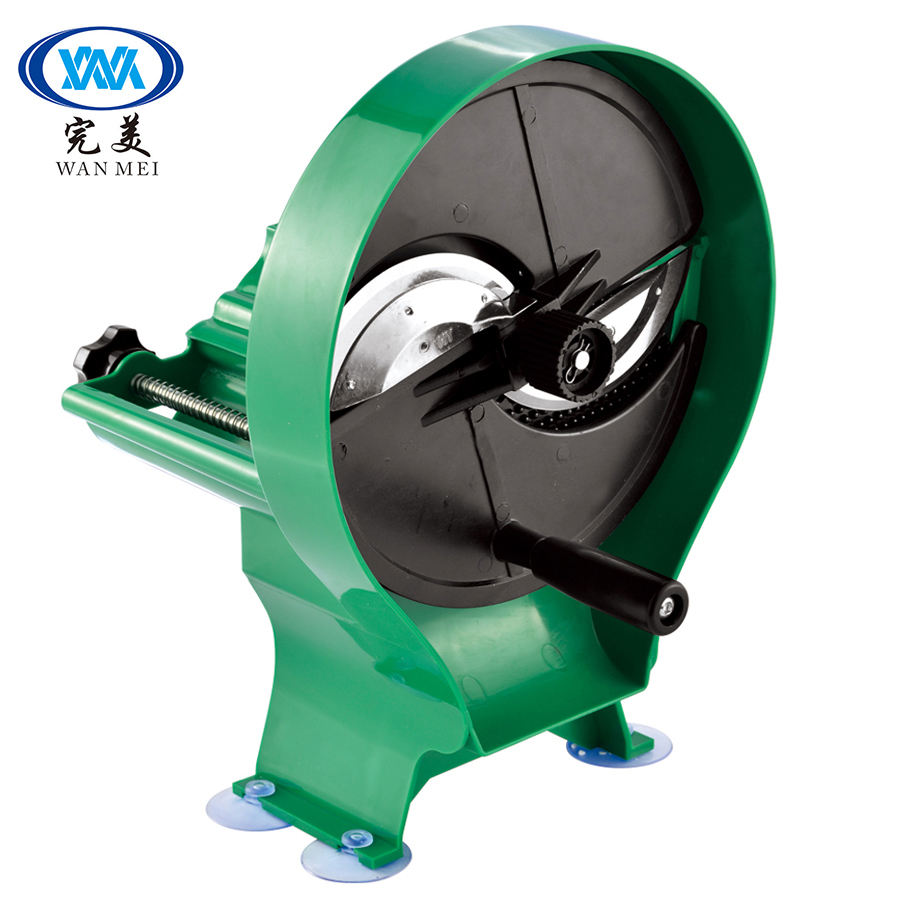Good Quality Home Commercial Manual Vegetable Fruit Slicer Cutter