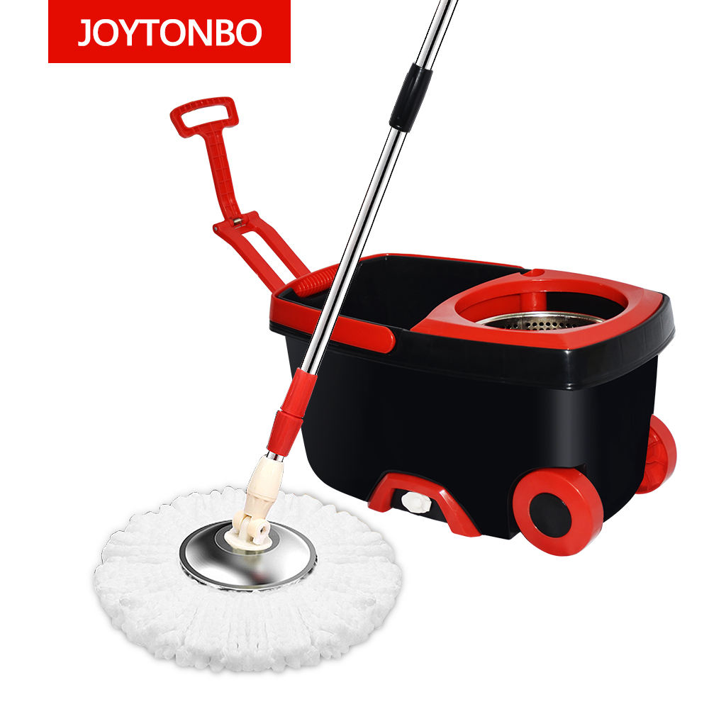 OEM ODM 360 spin mop with bucket and 2 refills
