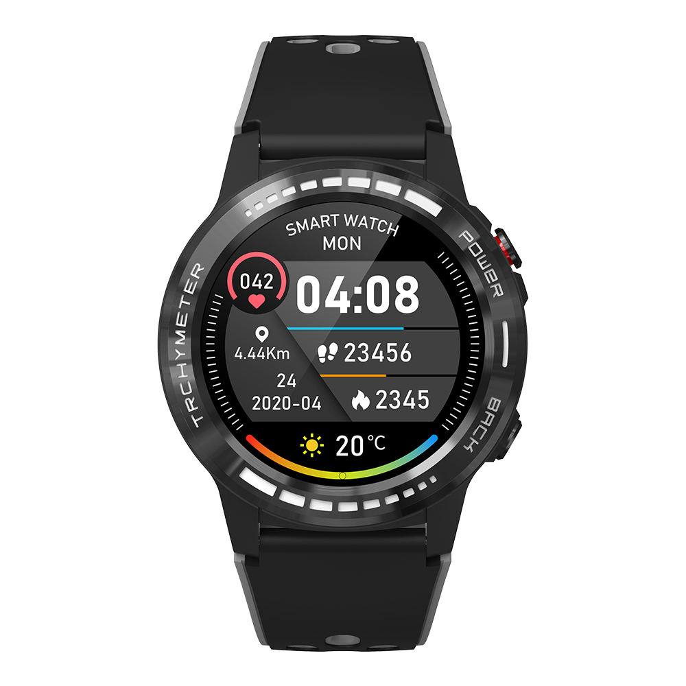 China Manufacturer Sport Gps Smart Watch With Heart Rate Monitor Blood Pressure Gps Sports Smart Watch