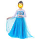 Consume Costume Birthday Gift For Little Girls Cosplay Consume Frozen Elsa Anna Costume Princess With Accessories Wholesale