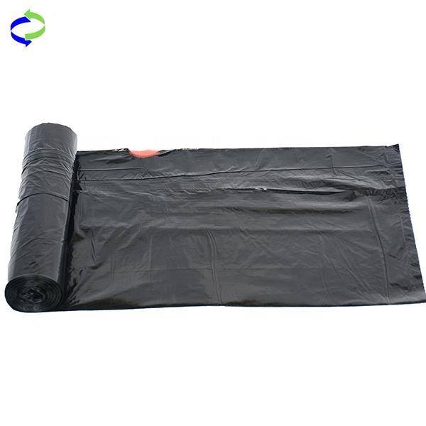 90 x largetie Haut Sacs poubelle déchets poubelle Wheelie Bin Liner Bags