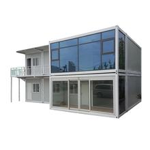 new design modular building premade homes nepal container house prefab housing mansion