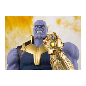 Marvel Film Infinity War Thanos Model PVC Action Figure