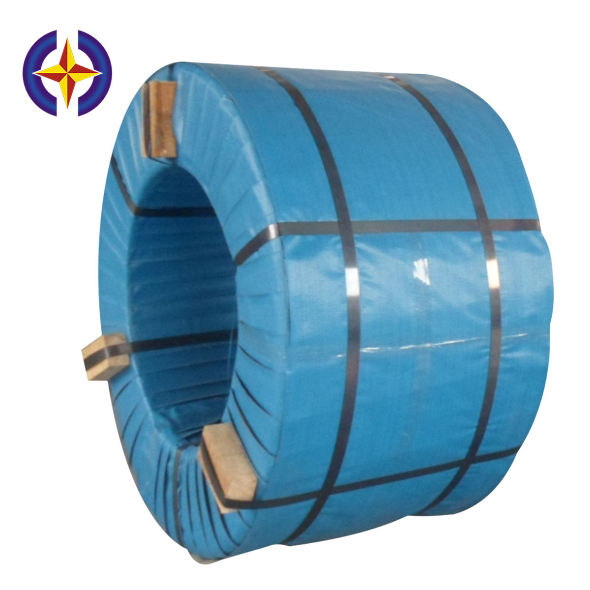 Post tension cable suppliers bonded 12.7mm PC strand with dcl certificate