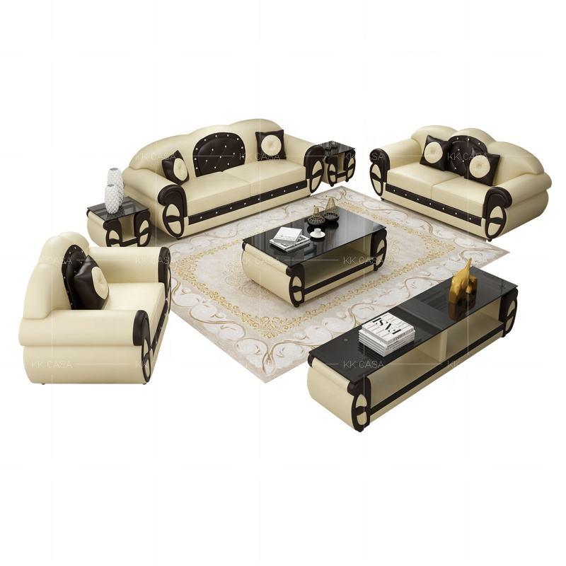 Moderno competitivo precio barato sofá de cuero hacer en Italia en 123 sofá en forma para la sala de <span class=keywords><strong>casa</strong></span>