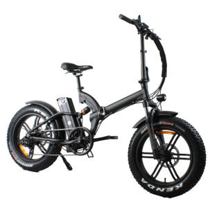 2019 Top Trending 500w electric bike folding ebike chinese supplier