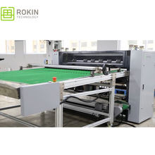 K18 Automatic Cardboard Cut Machine for The Production Of Paperboards
