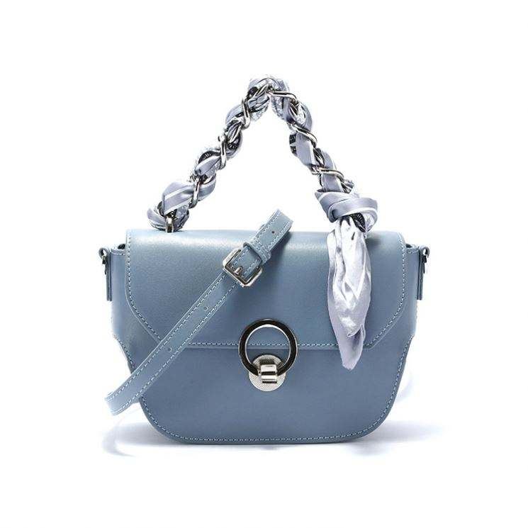 2020 China Manufacture Customized fashion lady designer women bags with eyelet strap