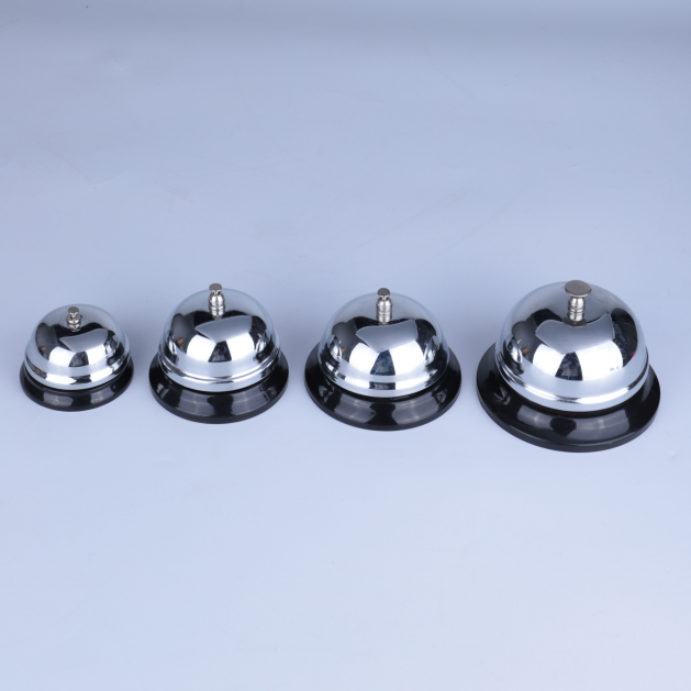 A12-D07 Wholesale table call bells for hotels/resturants/hospitals/schools, bells factory from China for 12 years