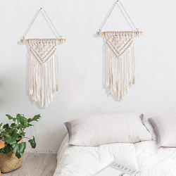 Home decoration dream catcher tassel   tapestry hand-woven