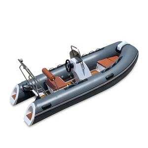 CE 3.6m rubber dinghy rib 360 sailing boat small inflatable rib boat