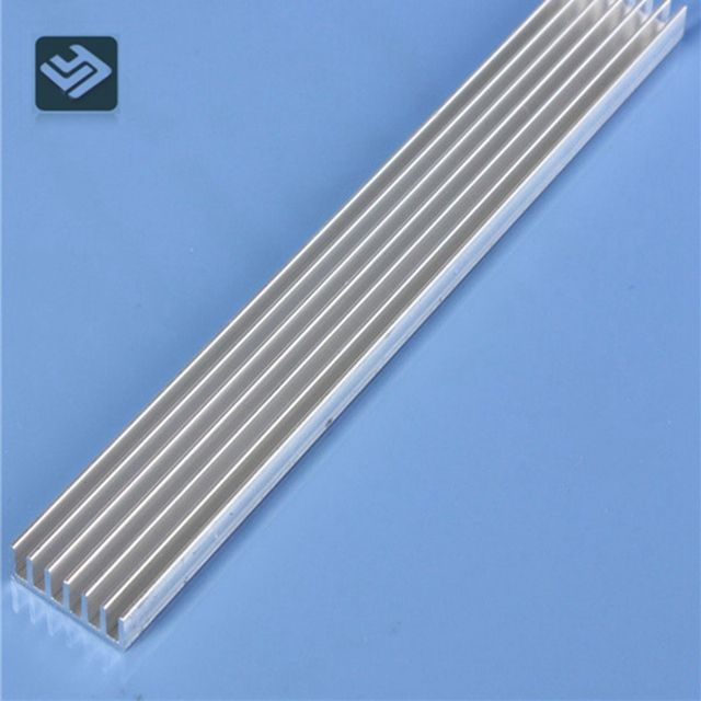 Industrial Custom Led Heatsink Aluminium Extrusion Profile