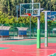 professional manufacturer acrylic flooring outdoor rubber Basketball Court
