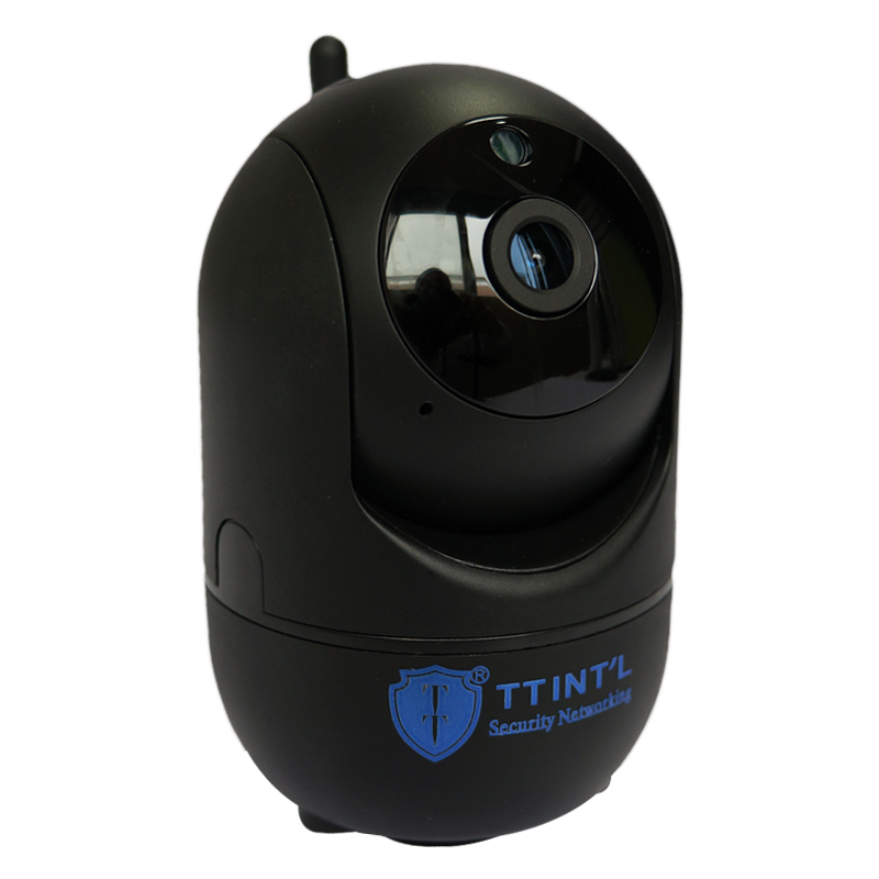 Senza fili Wifi Camera Robot di Fabbrica Auto Tracking Telecamera IP con Onvif PIR Motion Detection di LED A Infrarossi <span class=keywords><strong>Wi</strong></span>-<span class=keywords><strong>Fi</strong></span> PT Camera