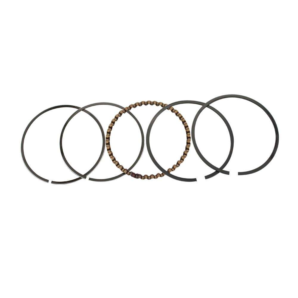 GOOFIT Piston Rings Set Assembléia para CG 200cc Vertical Motor ATV Dirt Bike Go Kart Moped Scooter