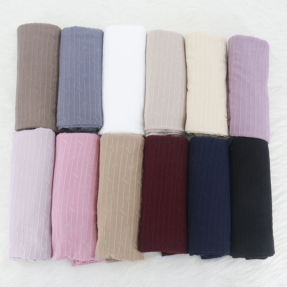 Newest hijabs scarfs 2020 muslim fashion hijabs best quality Muslim jersey hijab turkish scarves