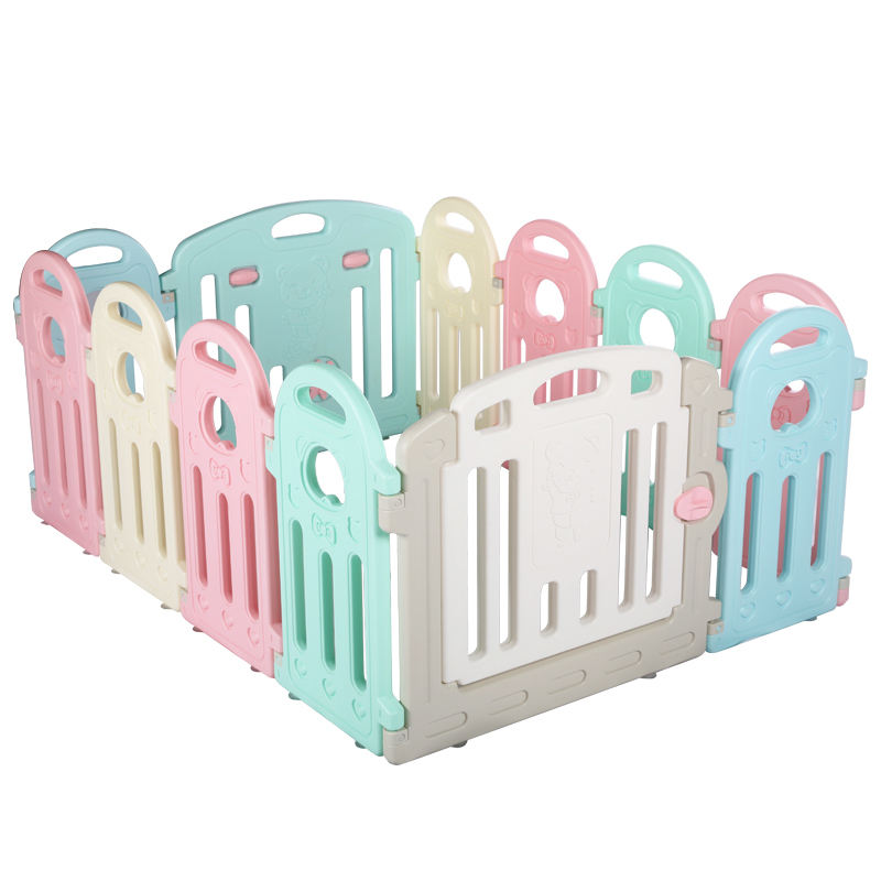 Factory Direct Selling Huis Speeltuin Baby Play Yard Cot