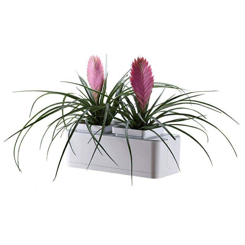 outdoor metal planters rectangular