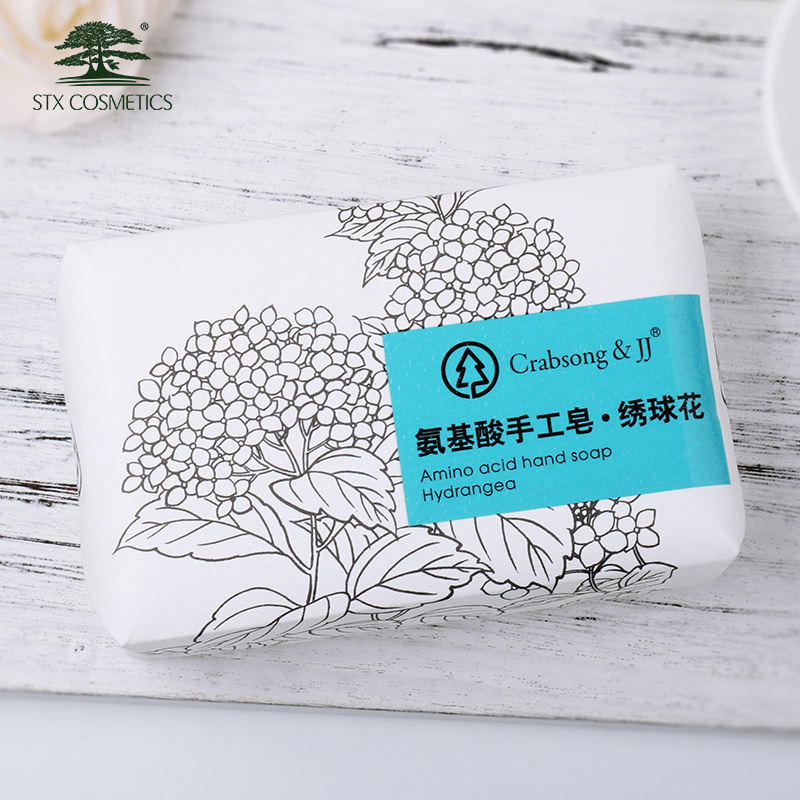 High quality amino acid organic handmade soap natural bath toilet soap