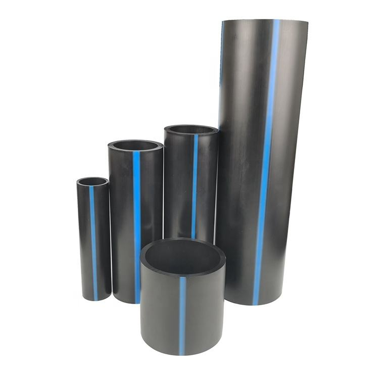 PUHUI HDPE Pipe Prices 315mm Plastic Culvert Pipe for Sale