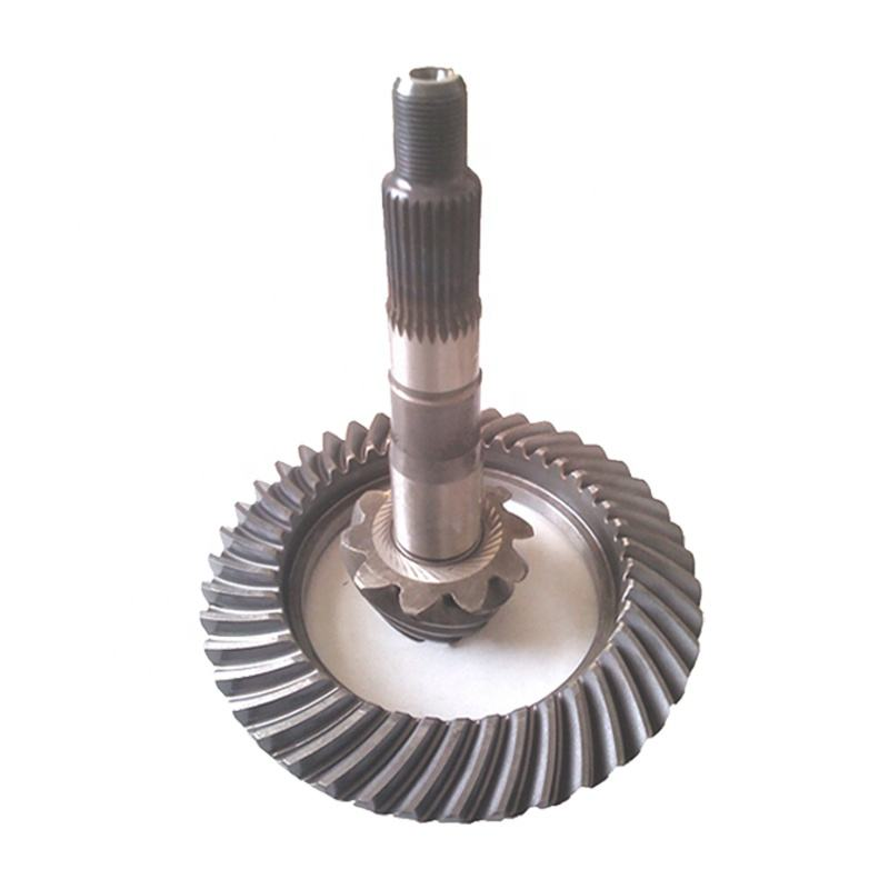 Hot sale hilux hiace bevel gear with 8*39 4.88 speed ratio for toyota