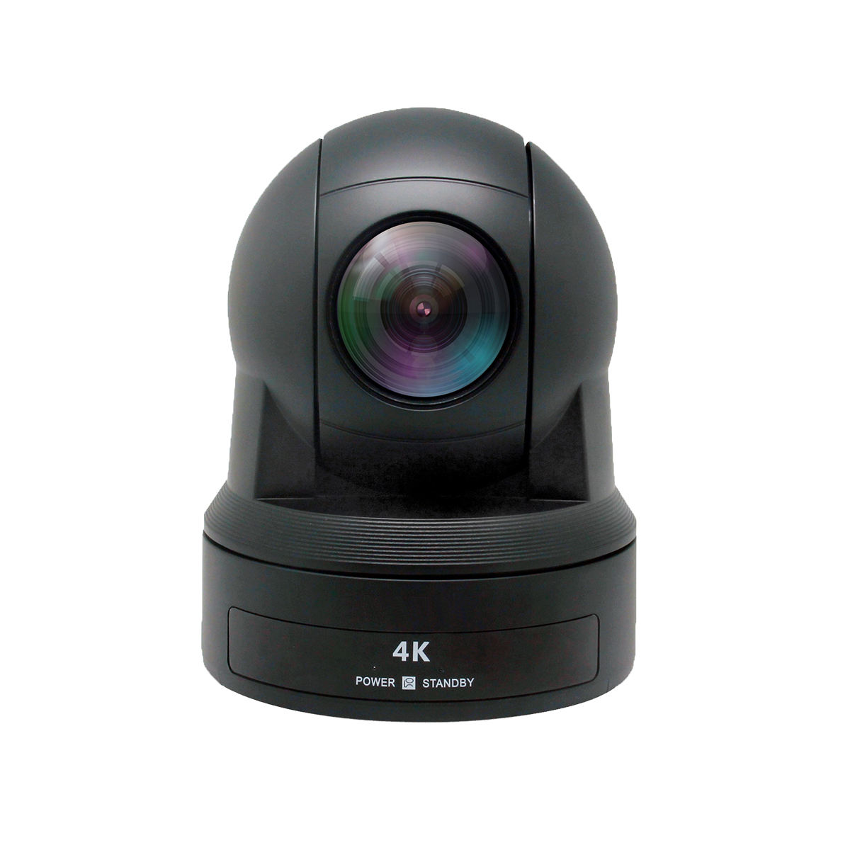 Factory newest ultra 4k PTZ video conference camera 12x zoom HDMI 8.5MP for IP live streaming broadcasting system