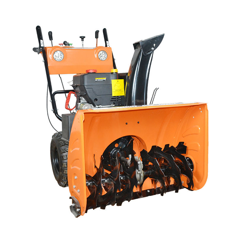 tractor front mounted snow blower plow shovel