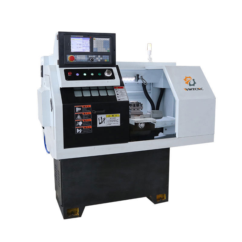 CK0640 High Precision Benchtop CNC Lathe for Metal Working.