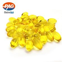 OEM Free Sample Hemp Seed Oil Soft Gel Capsule For Hair Skin Care Images