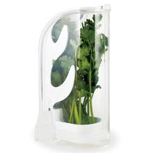 Amazon hot selling fresh herb keeper/Breathable fresh herb savor pod