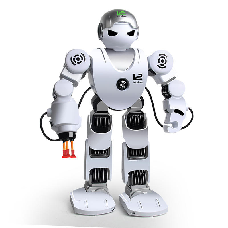 Remote control juguete coding humanoid educational robot kit