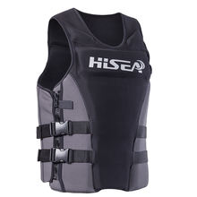 Life Vest Type III PFD Adult Snorkeling Swimming Training Water Sports Safe Neoprene Vest