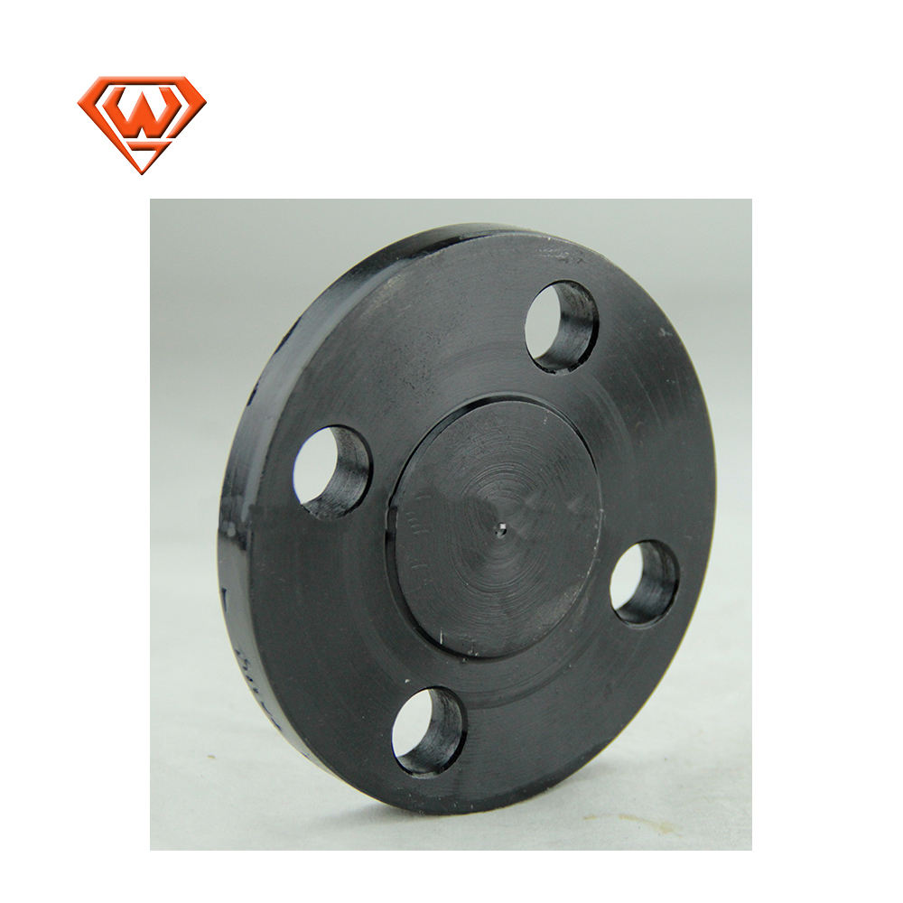 B16.5 Carbon Steel Flanges MS Pipe Blind Flange