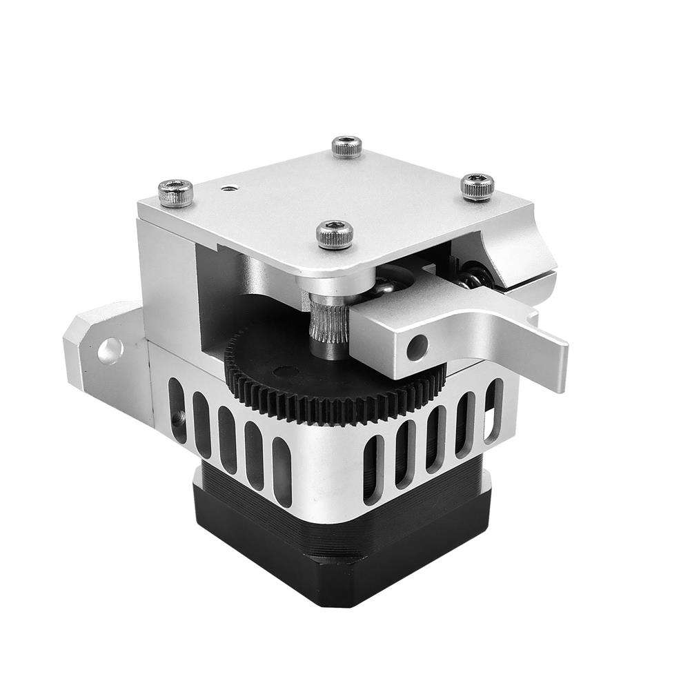 3D printer Titan full metal extruder + 40mm high motor for 1.75mm filament For Both Direct Drive And Bowden Mounting Bracket